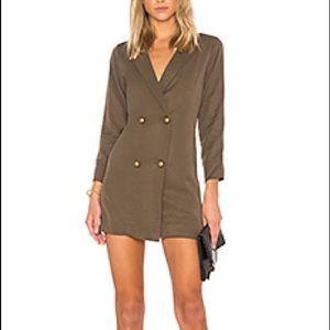 New w/ tags Lover + Friends blazer dress SZ XS